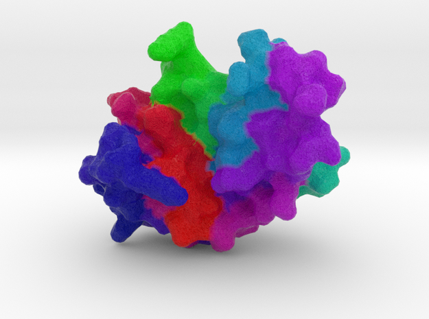 RNase A in Full Color Sandstone