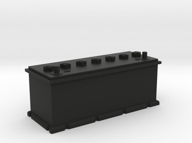 Battery Type2 - 1/10 in Black Natural Versatile Plastic
