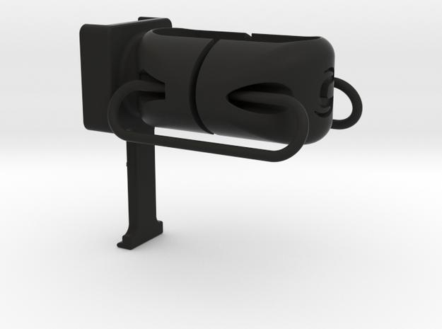 Slice RS Cygolite Hotshot Post Mount in Black Natural Versatile Plastic