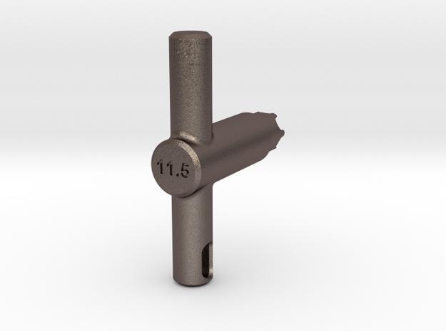 Portal Key in Stainless Steel