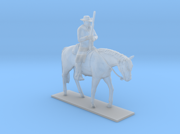 Buffalo Bill Cody in Smoothest Fine Detail Plastic: 1:64 - S