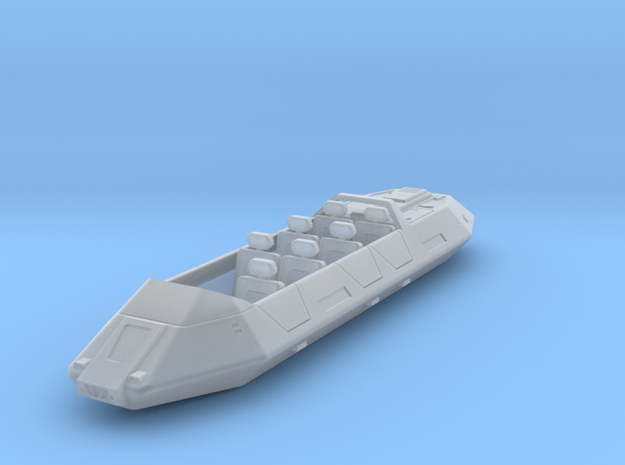 AC15A Air/Raft 7 Passenger (15mm) in Frosted Ultra Detail