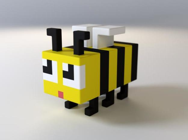 8-bee 3d printed The 8-bit bee