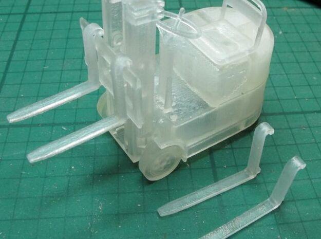 Gabelstapler Still Muli 1:45 3d printed Frisch aus dem Drucker