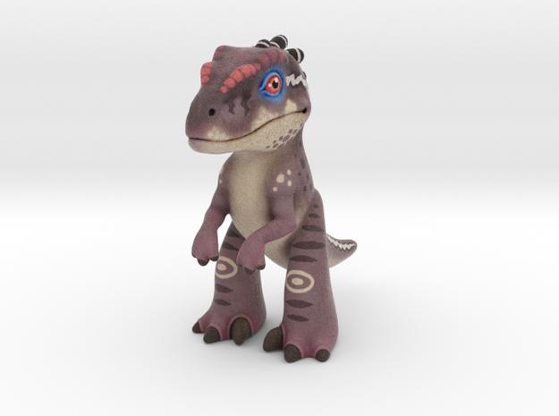 Velociraptor JP3 in Full Color Sandstone