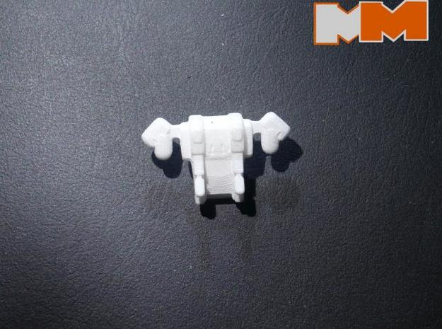 Jet Pack-Flying Mode-Attachment 3d printed Real Product Photo