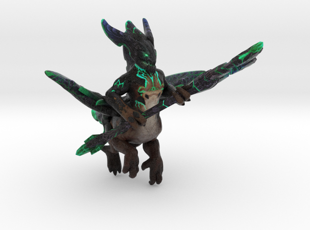 Outworld devourer (Sentinel of the Lucent Gate) in Full Color Sandstone