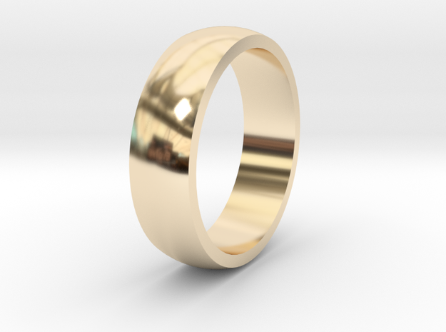 Wedding Band 5mm wide
