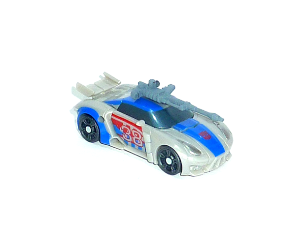 Legion TFP Smokescreen Blaster