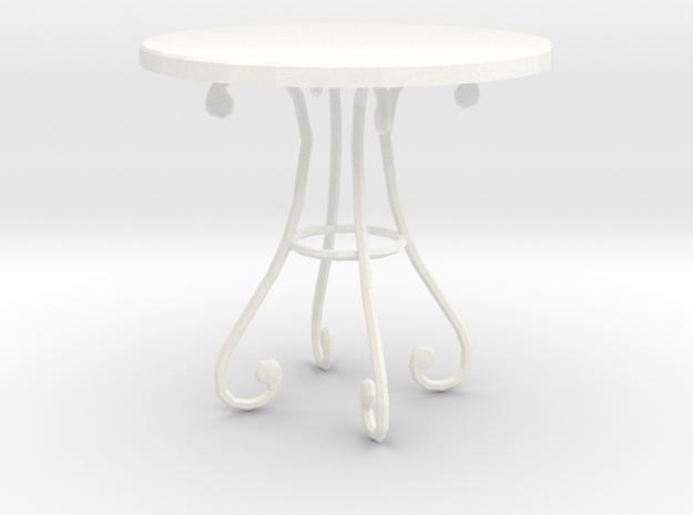'Finer Fare' Table 1:12 Dollhouse