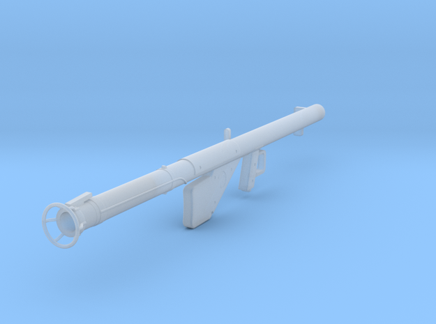 Bazooka M1A1 in Frosted Ultra Detail: 1:18