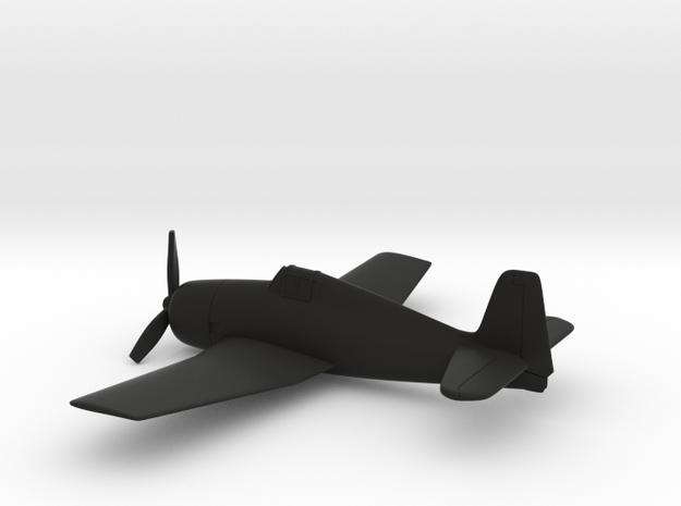 Grumman F6F (w/o landing gears)
