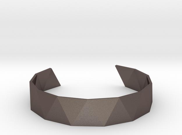 Triangle Facet Bracelet Sizes XS-XL