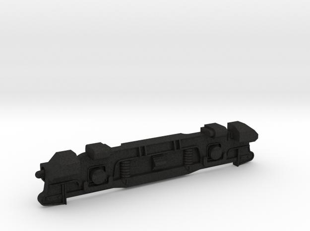 20235 Sideframe for Hornby Dublo E3002 model in Black Acrylic