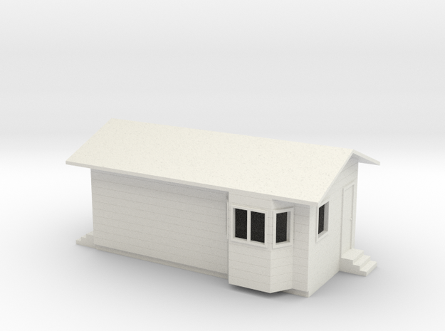 1/64 Truck Scale House