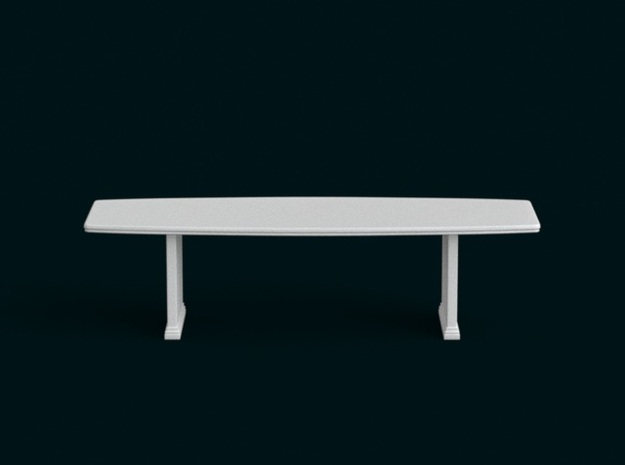 1:10 Scale Model - Table 06 3d printed
