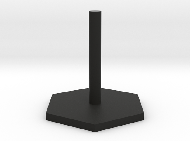Flight Stand in Black Strong & Flexible