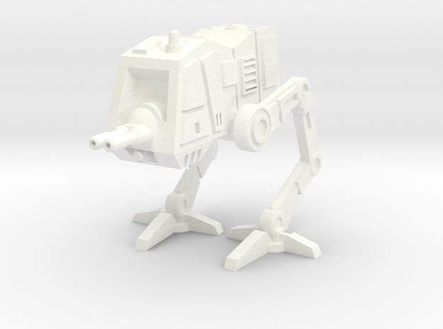 1/72 Imperial AT-PT in White Processed Versatile Plastic