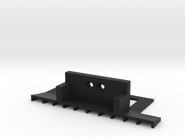 BBR Mini-z Diffuser 2289-458 in Black Natural Versatile Plastic
