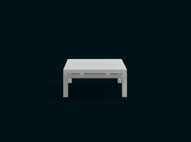 1:10 Scale Model - Table 09 3d printed
