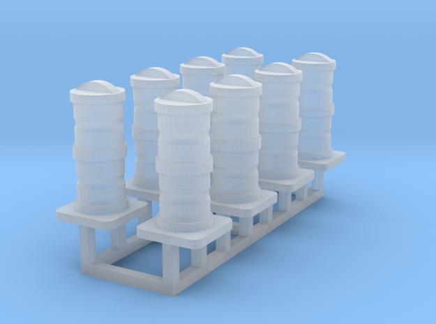 double nav. light 360 degrees in Smooth Fine Detail Plastic
