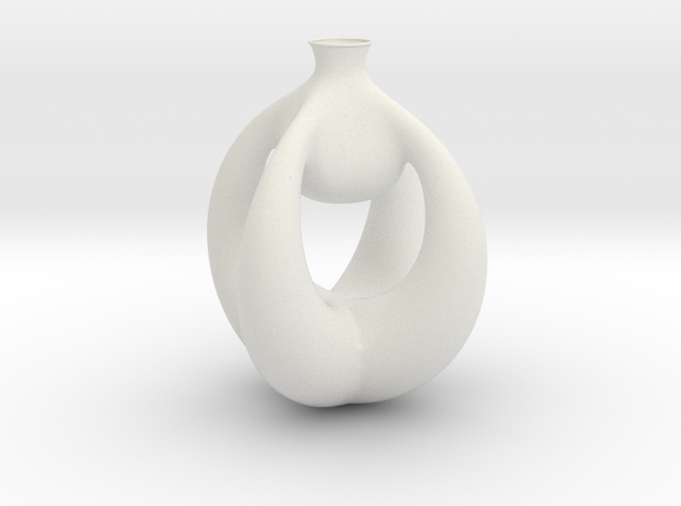 Vase 750 in White Strong & Flexible