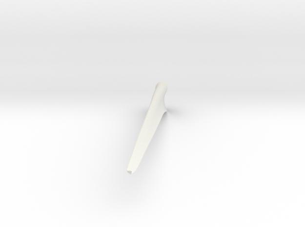 Flügel 39m in White Natural Versatile Plastic