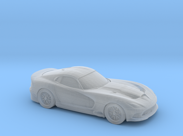 1/220  2014 Dodge Viper in Smooth Fine Detail Plastic
