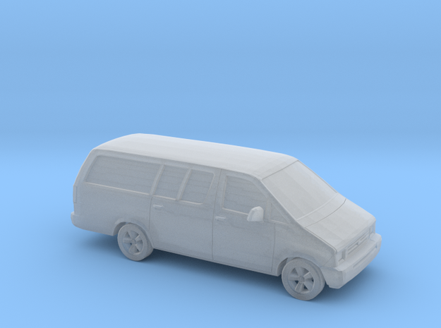 1/120 1986-95 Ford Aerostar Extendet in Frosted Ultra Detail