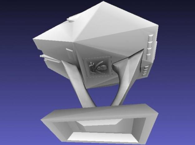 Asp Mark II Model Kit 3d printed Pirate 2