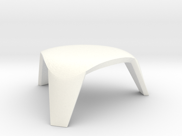 scale modelled coffee table 2 (1:22.5)