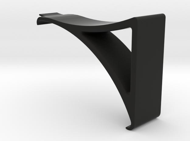 Phone mount Elise / Exige S1 in Black Strong & Flexible