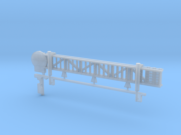 1:48 scale Walkway - Starbard - Long in Smooth Fine Detail Plastic