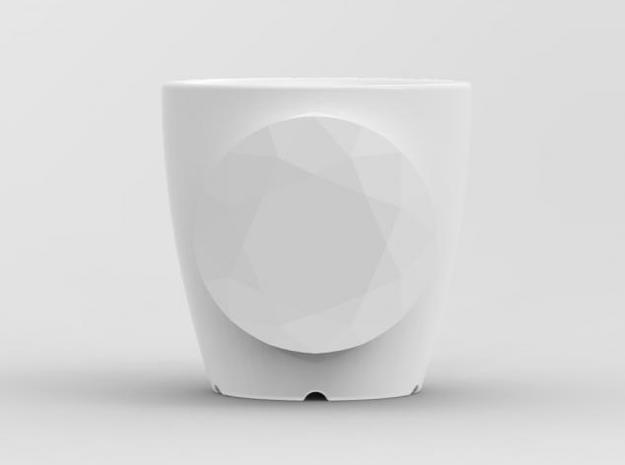 one cup a day | Day 14: Rich Bitch Cup 3d printed front img