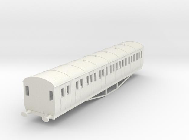 o-87-gwr-artic-main-l-city-brake-third-1 in White Natural Versatile Plastic