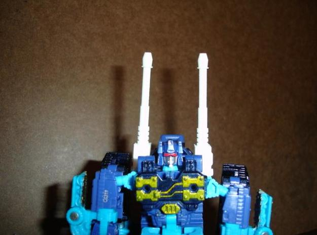 Sunlink - 3mm: Frenzy / Rumble Lasers 3d printed Description