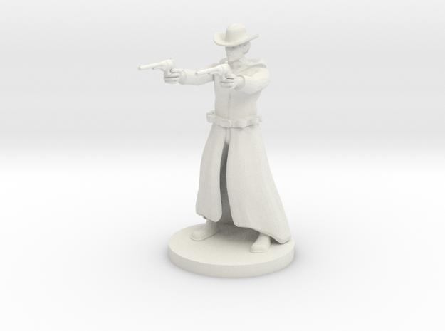 Human Gunslinger - Two Pistols Male