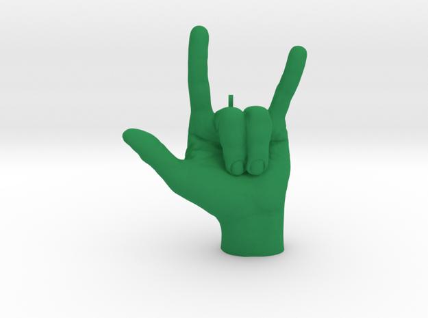 2017: Pure Love! in Green Processed Versatile Plastic