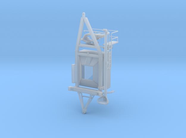 1/64 TBT 230 bushel Airseeder Air Tank Kit in Smooth Fine Detail Plastic