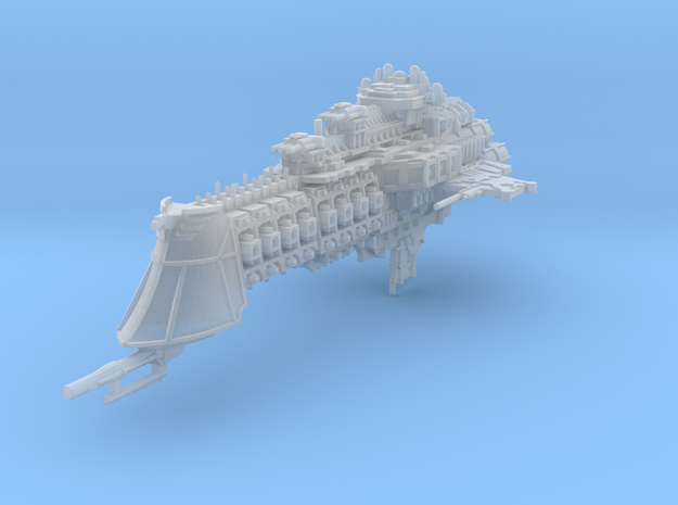 Mercury Battlecruiser