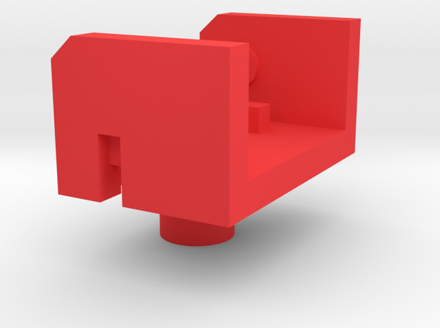 Modified Launcher Clip for Godbomber/God Ginrai
