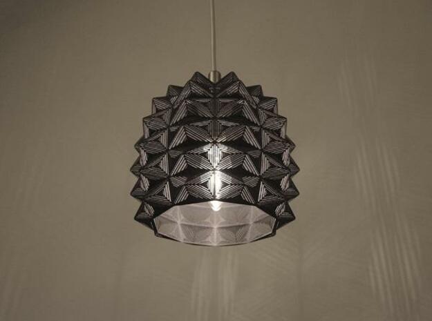 Aiguille Lamp 3d printed Aiguille Lamp