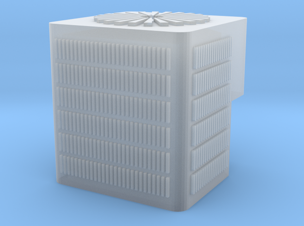 1/64 AC Unit in Smoothest Fine Detail Plastic