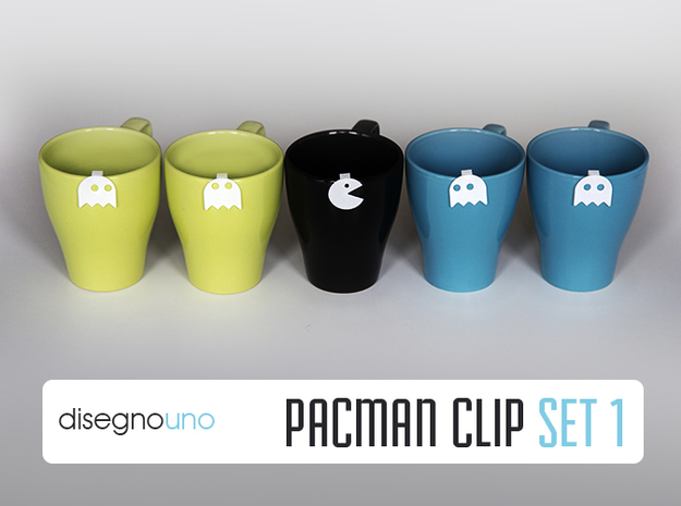 Party Accessories | Pacman (5 pz)
