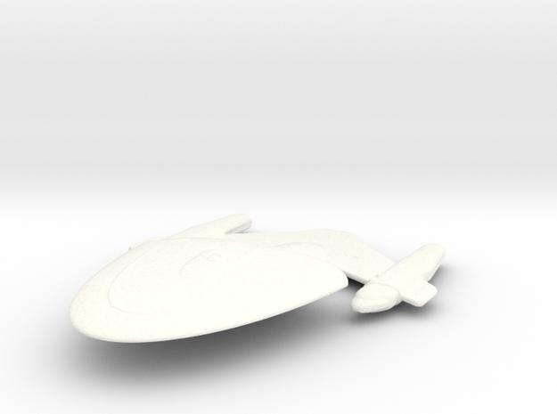 Uss Legacy in White Processed Versatile Plastic