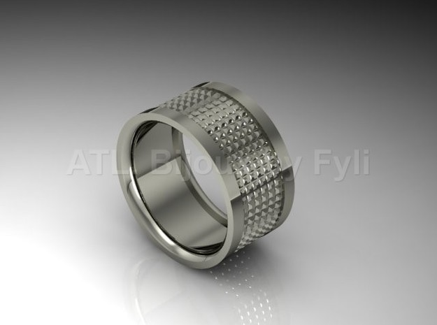 Repeating Texture Band– Size 8