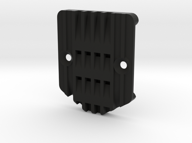All Front diffusor PHUB in Black Strong & Flexible