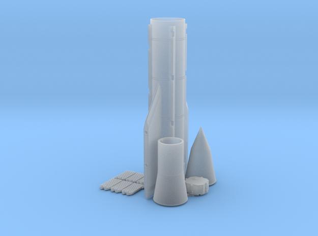 MOAB (1/48 GBU-43/B Massive Ordnance Air Blast) in Smooth Fine Detail Plastic