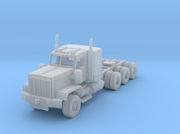 TT Scale KW C500 Tri-Axle in Smooth Fine Detail Plastic
