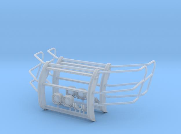 1-24_setina_interceptor_suv_guard_x2 in Smooth Fine Detail Plastic